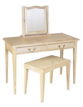 Cotsworld Dressing Table and Stool 548_706_548M