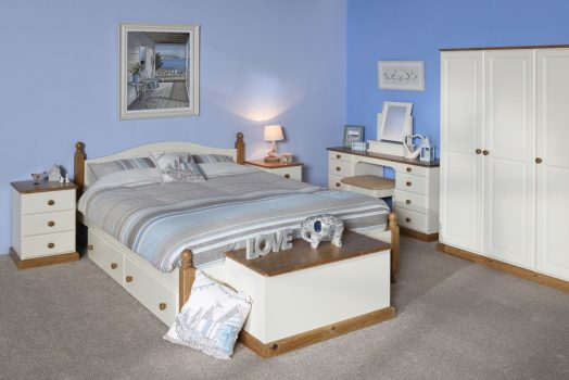 Devon Pine Torridge Painted Roomset