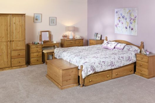 Devon Pine Torridge Pine Roomset