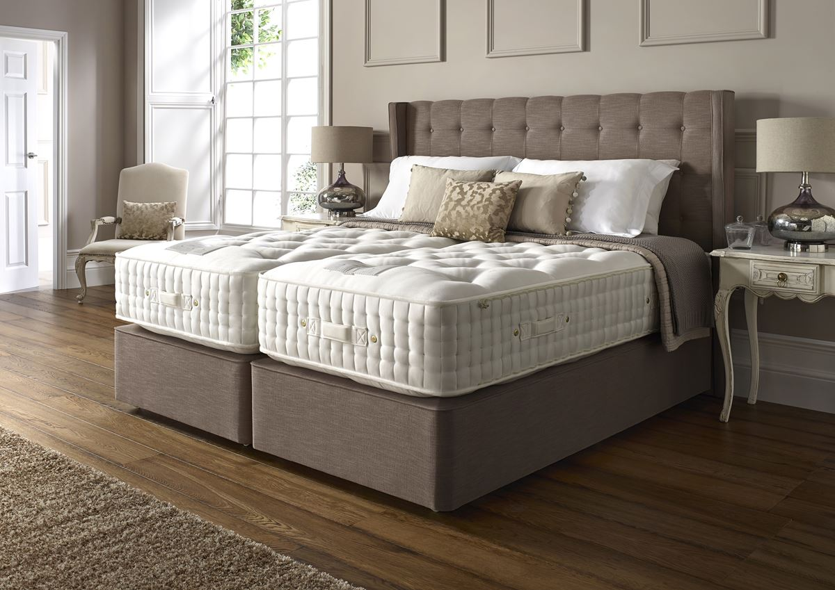 Divan bed centre divan beds buying guide carpetright info for Cheap single divan bed and mattress