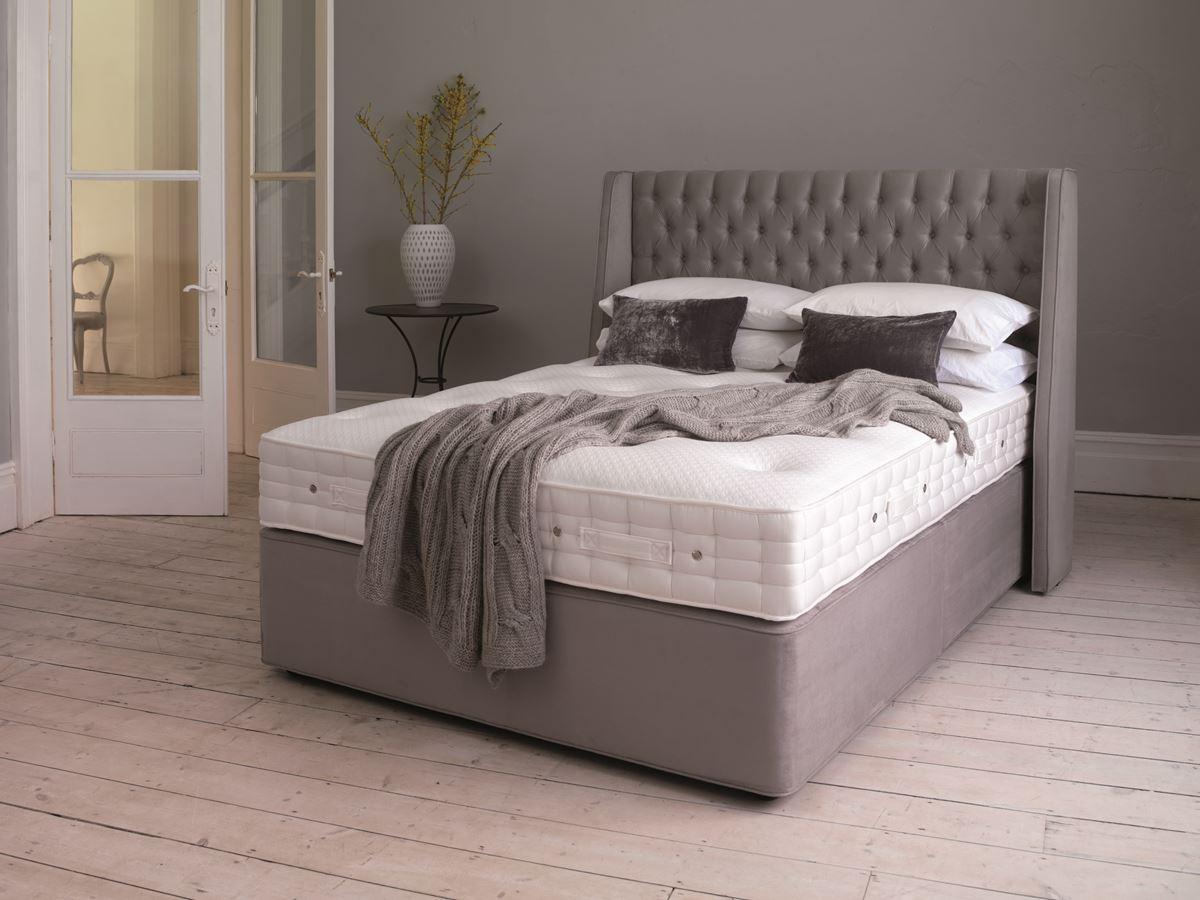 Hypnos Eclipse Pocket Divan Set Bramley Bed Centre