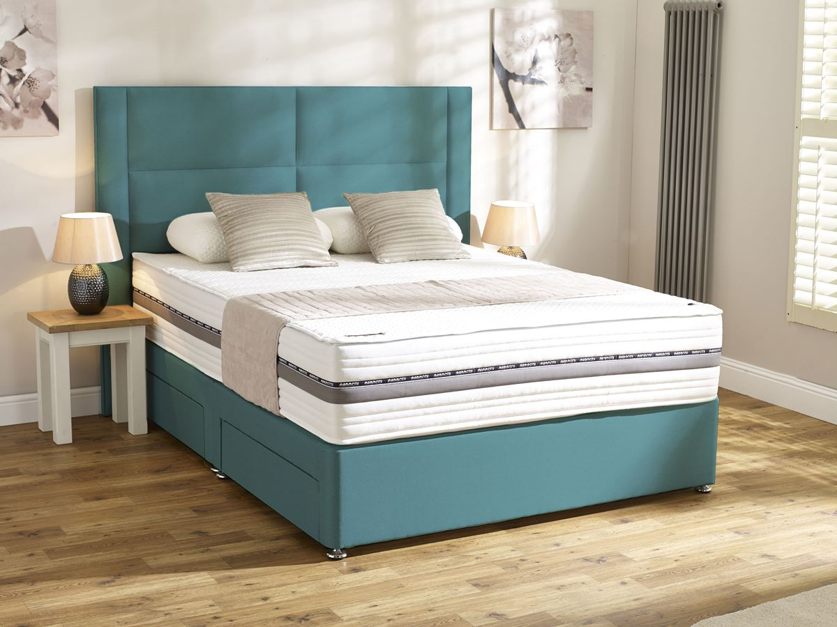 Mammoth Pocket 1600 Mattress Bramley Bed Centre