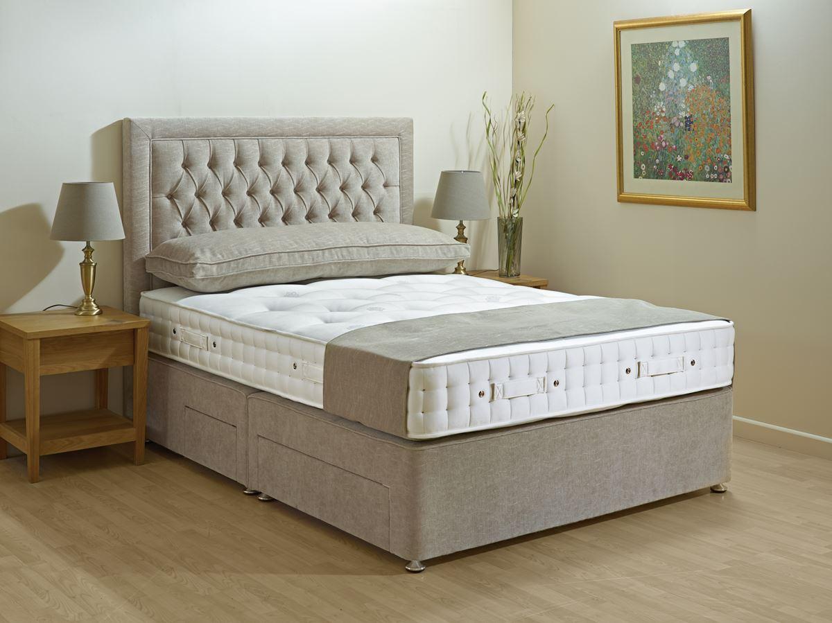 Savoy Sublime Divan Set 3200 Bramley Bed Centre