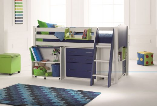Scallywag Cabin Bed 116886 RT