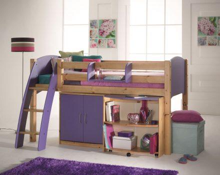 Scallywag Cabin Bed 116958 RT