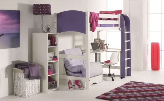 Scallywag High Sleeper Bed 116937 RT