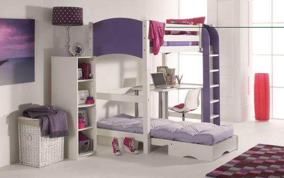 Scallywag High Sleeper Bed 116939 RT