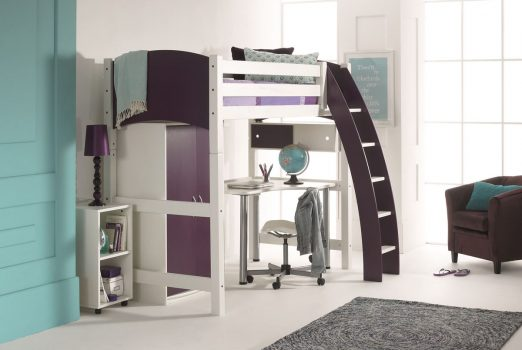 Scallywag High Sleeper Bed 116945 RT