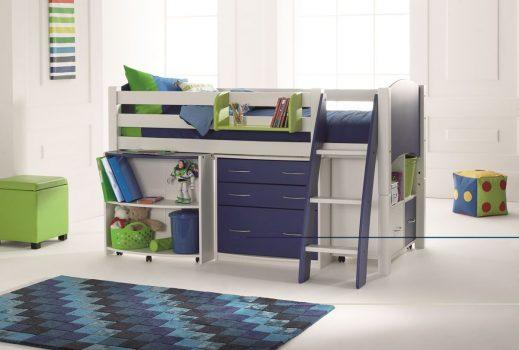Scallywag Cabin Bed 116886 RT