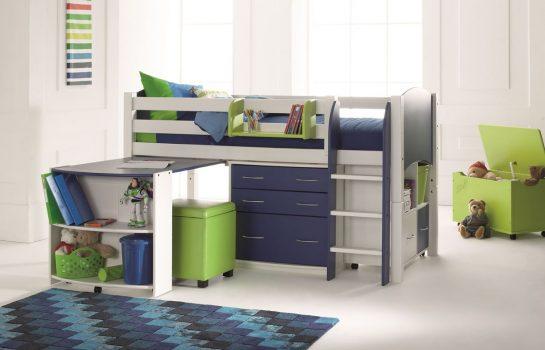 Scallywag Cabin Bed 116890 RT