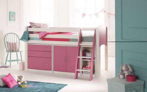 Scallywag Cabin Bed 116905 RT