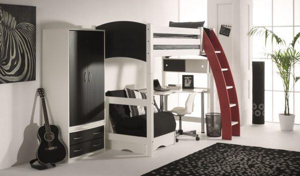 Scallywag High Sleeper Bed 116923 RT