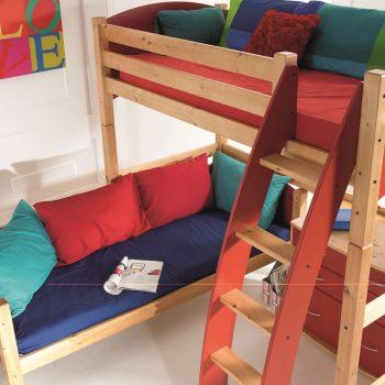 Scallywag High Sleeper Bed 116991 RT