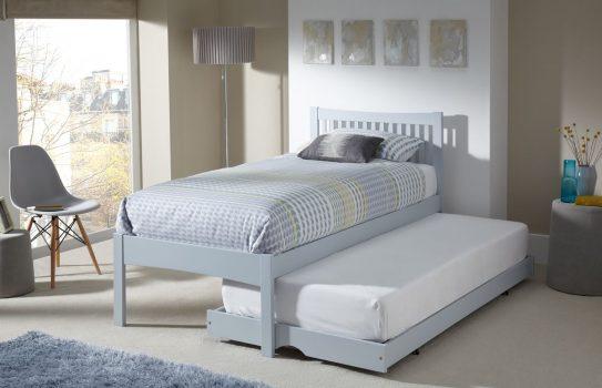 Serena Heavea Mya Elma Guest Bed Open Bedstead
